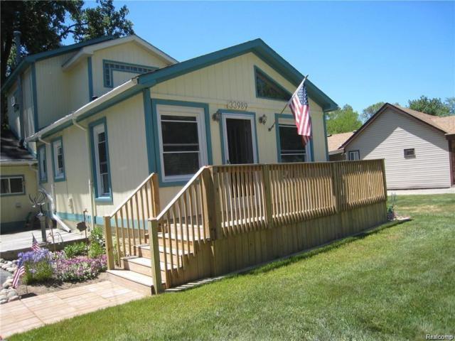 33989 Orangelawn Street, Livonia, MI 48150 (#218015902) :: The Buckley Jolley Real Estate Team