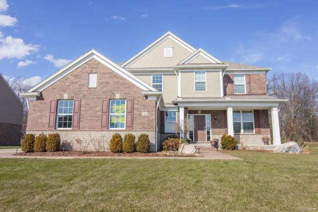 3194 Park Meadow Drive, Orion Twp, MI 48362 (MLS #218016001) :: The Toth Team