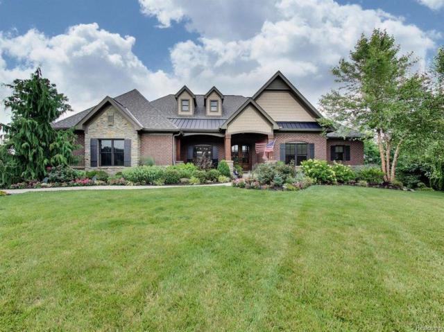 6292 Seven Mile Road, Salem Twp, MI 48178 (MLS #218016186) :: The Toth Team