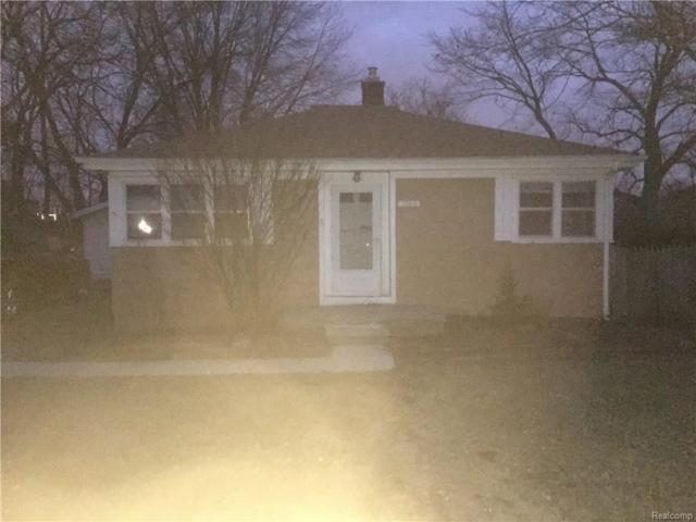 20516 Fremont Street, Livonia, MI 48152 (#218016262) :: The Buckley Jolley Real Estate Team