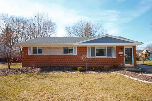 9643 Russell Avenue, Plymouth Twp, MI 48170 (#543254659) :: The Buckley Jolley Real Estate Team