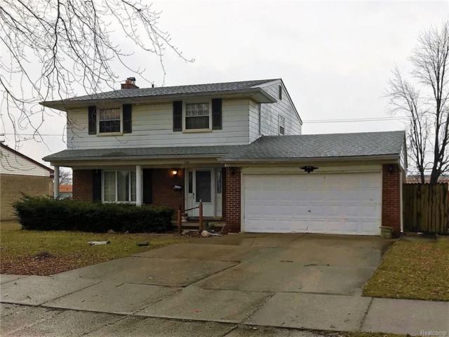 13194 Kimberly Street, Southgate, MI 48195 (#218016348) :: Simon Thomas Homes