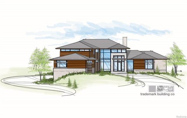 2718 Turtle Lake Drive, Bloomfield Twp, MI 48302 (#218016423) :: Duneske Real Estate Advisors