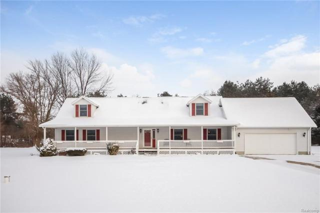 11875 Tipton Highway, Franklin Twp, MI 49287 (#218016462) :: The Buckley Jolley Real Estate Team