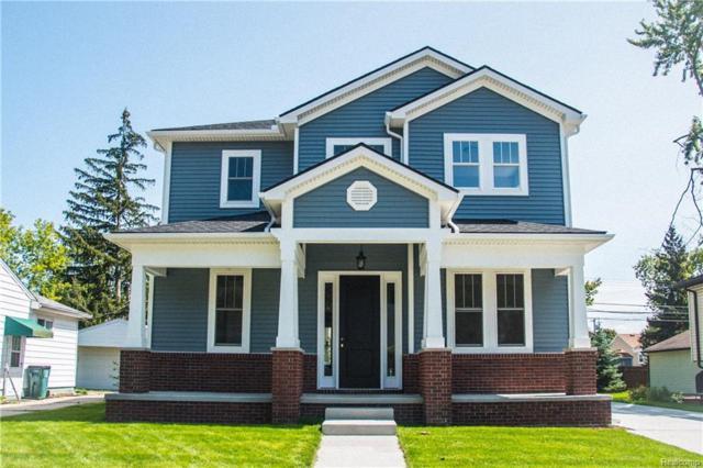 2994 Wakefield Road, Berkley, MI 48072 (#218016611) :: Duneske Real Estate Advisors