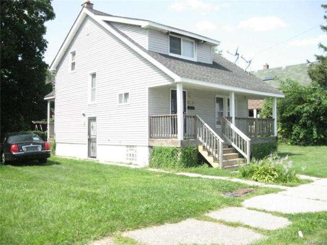 5127 Lillibridge Street, Detroit, MI 48213 (#218016615) :: RE/MAX Classic
