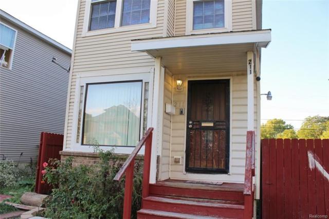 211 Ferris Street, Highland Park, MI 48203 (#218016739) :: RE/MAX Classic