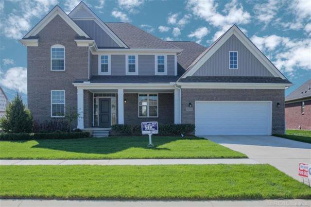 49505 Split Rock Road, Macomb Twp, MI 48044 (#58031341194) :: Duneske Real Estate Advisors