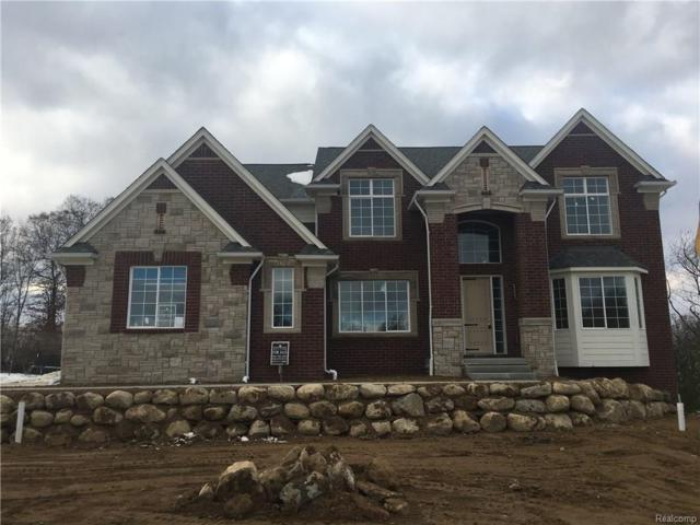 8935 S Stonewall W, Independence Twp, MI 48348 (MLS #218016833) :: The Toth Team