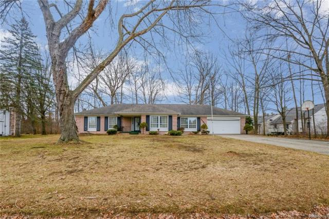 11342 Colonial Woods Drive, Vienna Twp, MI 48420 (#218016835) :: Duneske Real Estate Advisors