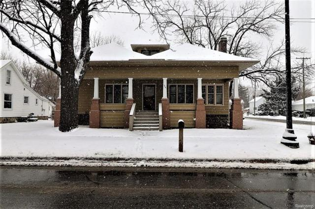 425 S Grand, Fowlerville Vlg, MI 48836 (#218017302) :: The Buckley Jolley Real Estate Team