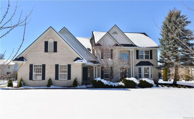 2944 Greenbrooke Lane, West Bloomfield Twp, MI 48324 (MLS #218017348) :: The Toth Team
