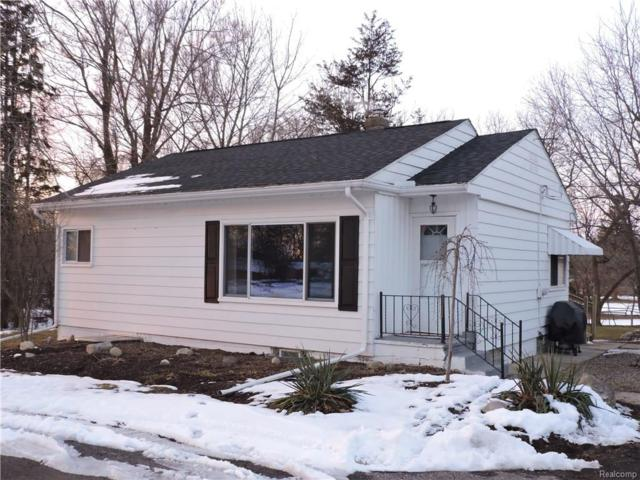 6480 Waldon Road, Independence Twp, MI 48346 (#218017405) :: The Buckley Jolley Real Estate Team