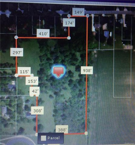 6129 Marlette, Marlette, MI 48453 (#218017484) :: Duneske Real Estate Advisors