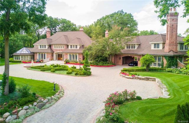 62 Pine Gate Drive, Bloomfield Hills, MI 48304 (MLS #218017530) :: The Toth Team