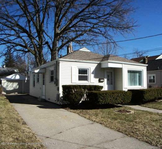 1420 Cooper Avenue, Lansing, MI 48910 (MLS #630000223871) :: The Toth Team
