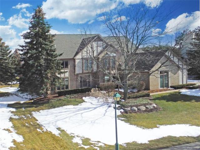 1284 Pebble Pointe Drive, Rochester, MI 48307 (#218017832) :: Duneske Real Estate Advisors