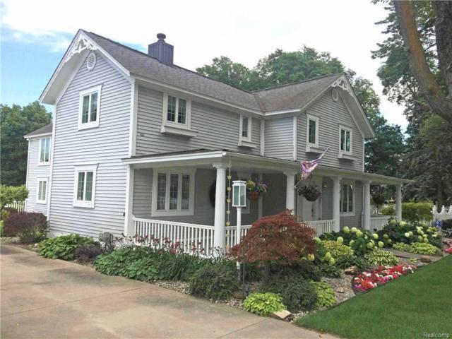 6677 Prospect Street, Caseville, MI 48725 (#218018087) :: Simon Thomas Homes