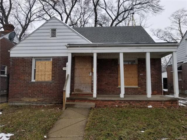 18621 Ferguson Street, Detroit, MI 48235 (#218018468) :: RE/MAX Classic