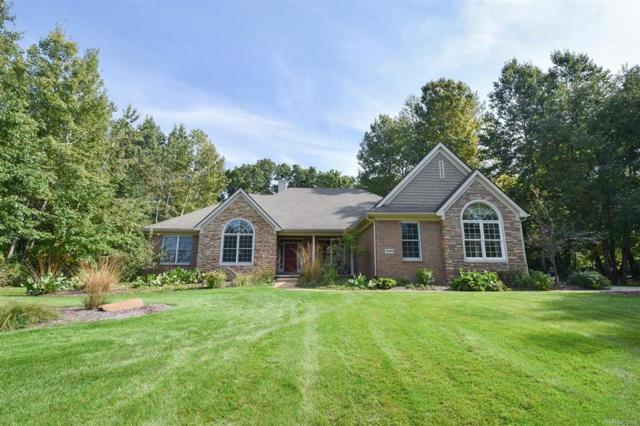 7329 Ridge Line Circle, Dexter Twp, MI 48130 (#543254737) :: Simon Thomas Homes