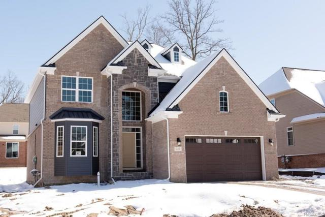 232 Cuyahoga Court, South Lyon, MI 48178 (#218018594) :: Duneske Real Estate Advisors