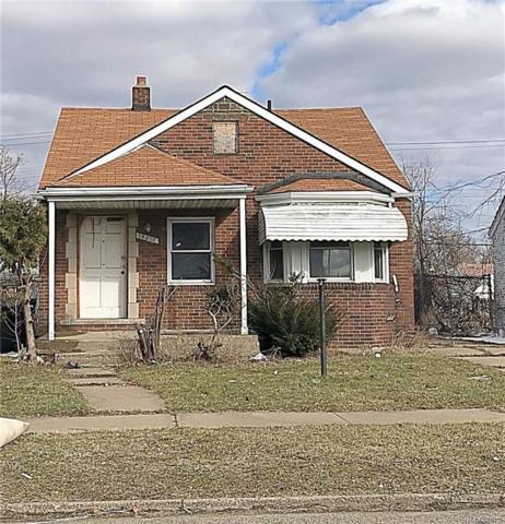 15010 Petoskey Avenue, Detroit, MI 48238 (#218018639) :: RE/MAX Classic