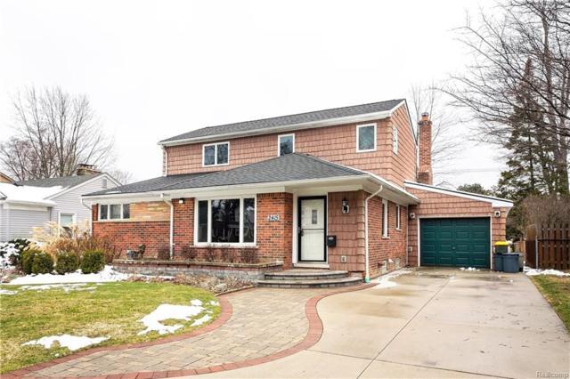 2415 N Vermont Avenue, Royal Oak, MI 48073 (#218018716) :: The Buckley Jolley Real Estate Team