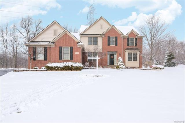 4455 Woodcliff Court, Oakland Twp, MI 48306 (#218018858) :: RE/MAX Classic