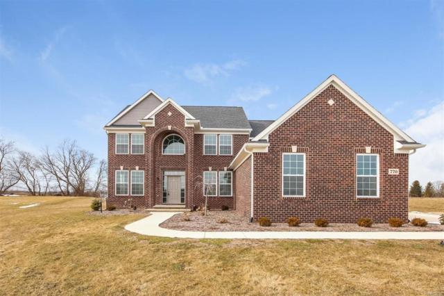 770 Meadow Hill Road, York Twp, MI 48176 (#543254800) :: The Buckley Jolley Real Estate Team