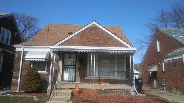 13679 Edmore Drive, Detroit, MI 48205 (#218018874) :: The Buckley Jolley Real Estate Team