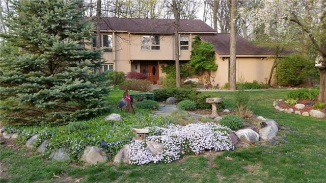 3154 Shadydale Lane, West Bloomfield Twp, MI 48323 (#218018915) :: RE/MAX Classic