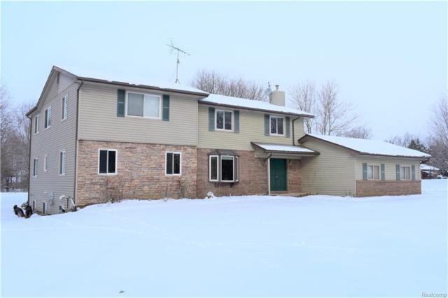 58635 Travis Road, Lyon Twp, MI 48165 (#218018949) :: The Buckley Jolley Real Estate Team