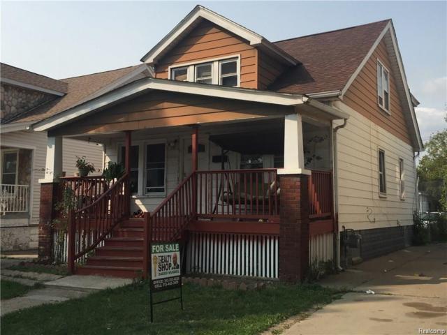 8844 Graham Street, Dearborn, MI 48126 (#218018978) :: Duneske Real Estate Advisors