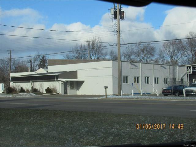 5191 S Saginaw Road, Grand Blanc Twp, MI 48507 (MLS #218019067) :: The Toth Team