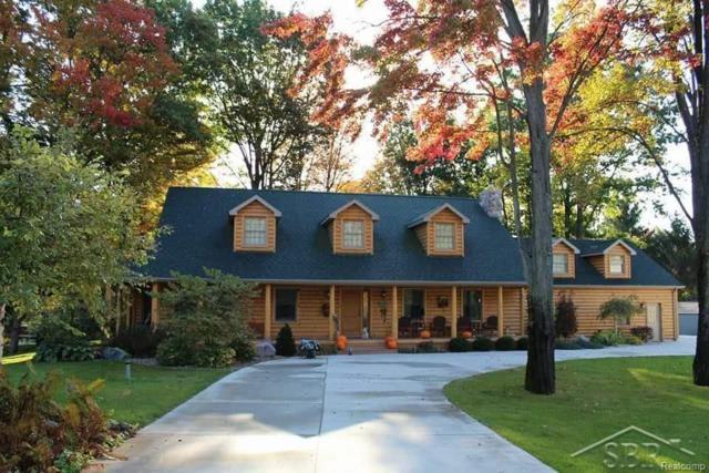 125 E Lakeshore, Hope Twp, MI 48628 (#61031341759) :: Duneske Real Estate Advisors