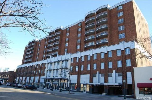 411 S Old Woodward Avenue #614, Birmingham, MI 48009 (#218019085) :: RE/MAX Classic