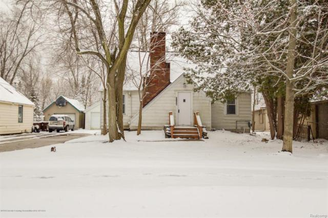 3189 Birch Row Drive, Meridian Charter Twp, MI 48823 (#630000223991) :: Duneske Real Estate Advisors