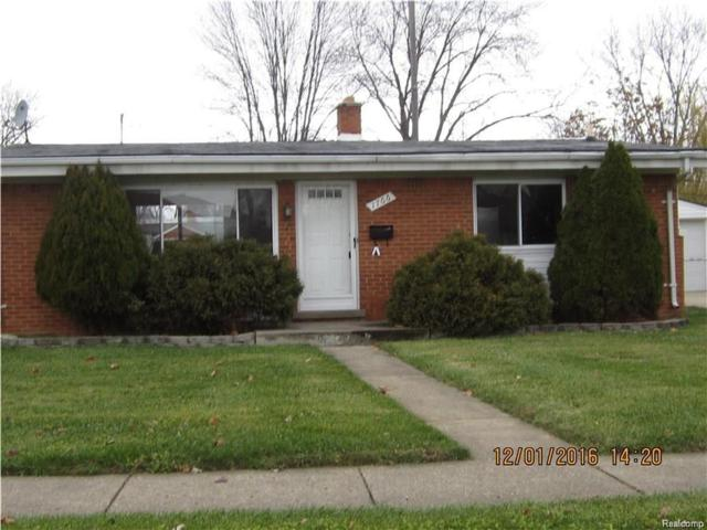 1766 Byron Avenue, Madison Heights, MI 48071 (MLS #218019187) :: The Toth Team