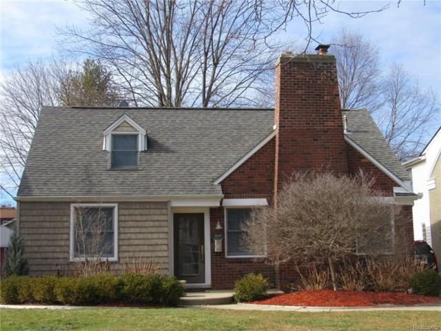 26437 Humber Street, Huntington Woods, MI 48070 (#218019204) :: RE/MAX Nexus