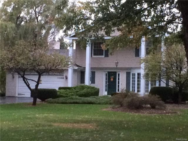 326 Leon Lane, Deerfield Twp, MI 48421 (#218019232) :: The Buckley Jolley Real Estate Team