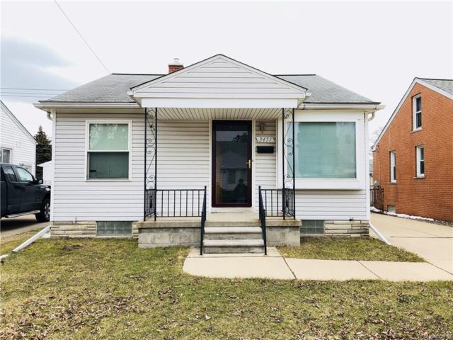 3451 15TH Street, Wyandotte, MI 48192 (#218019296) :: RE/MAX Classic