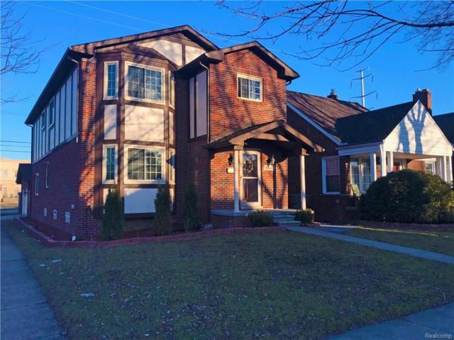 4660 Curtis Street, Dearborn, MI 48126 (#218019350) :: Duneske Real Estate Advisors