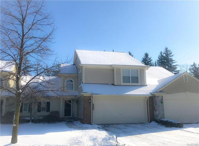 1845 Wentworth Court, Canton Twp, MI 48188 (#218019414) :: RE/MAX Classic