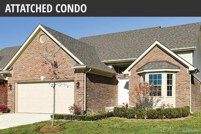 20881 Knobs Hollow Drive Unit 45, Macomb Twp, MI 48044 (#58031341856) :: Duneske Real Estate Advisors
