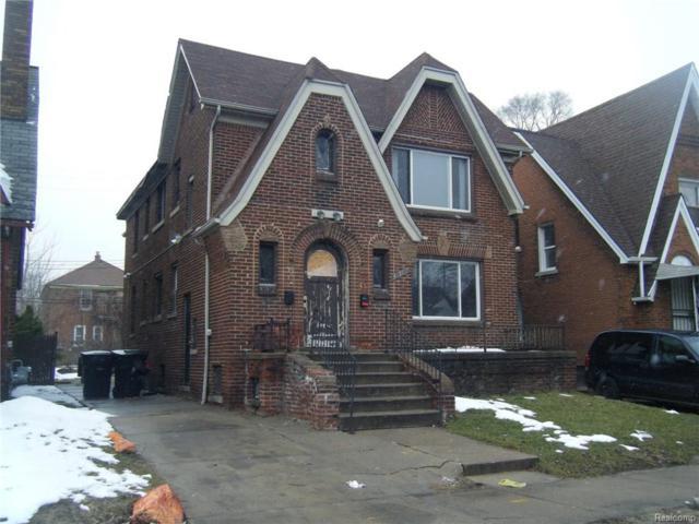 15335 Appoline Street, Detroit, MI 48227 (MLS #218019506) :: The Toth Team