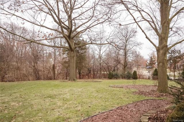 Lot 31 S Holbrook Street, Plymouth, MI 48170 (MLS #218019543) :: The Toth Team