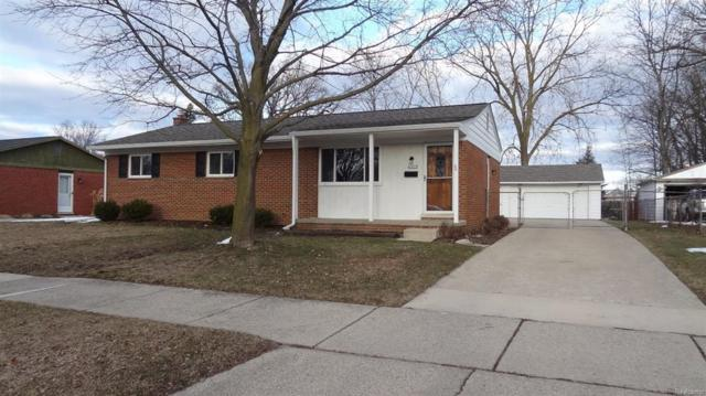 1002 Watson Drive, Saline, MI 48176 (MLS #543254879) :: The Toth Team