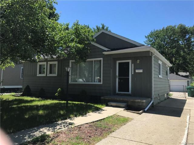 31205 Rosslyn Avenue, Garden City, MI 48135 (#218019642) :: Duneske Real Estate Advisors