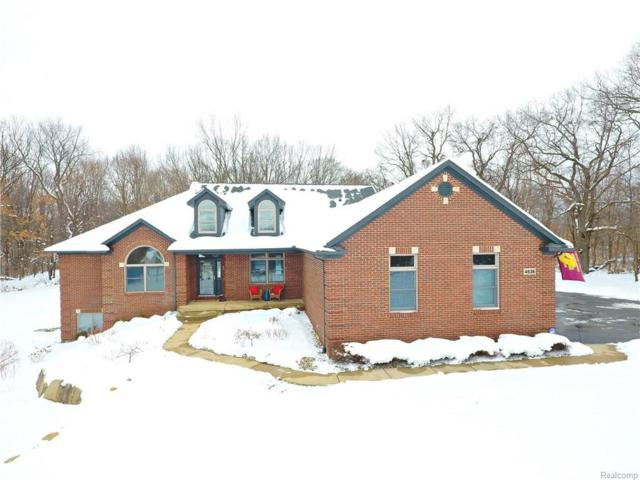 4636 Timberlake Trail, Highland Twp, MI 48357 (#218019741) :: The Buckley Jolley Real Estate Team