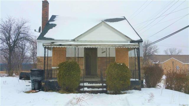 3302 S Ethel Street, Detroit, MI 48217 (#218019872) :: Duneske Real Estate Advisors
